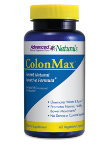 Advanced naturals colon max